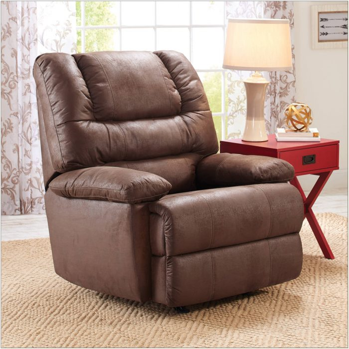 Black Recliner Chair At Walmart