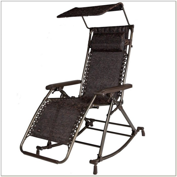 Bliss Hammocks Zero Gravity Rocking Recliner
