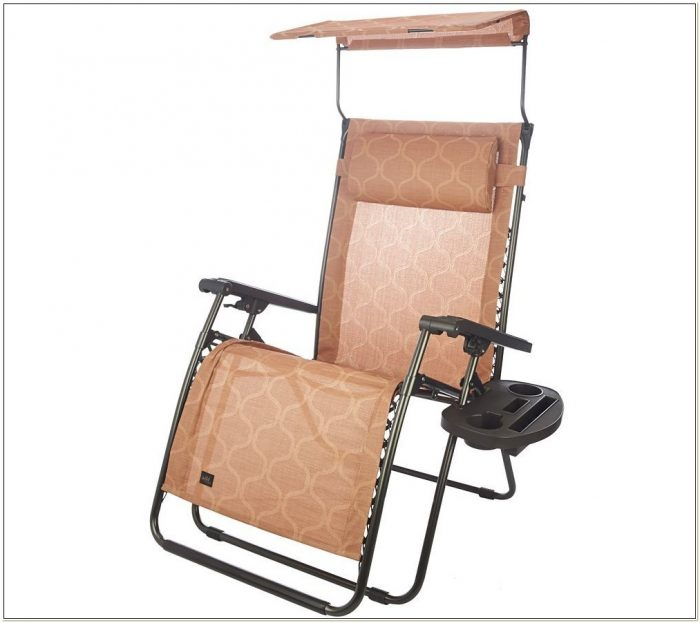 Bliss Zero Gravity Chair With Canopy