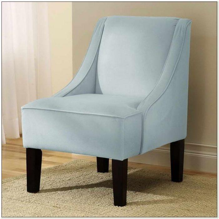 Blue Accent Chair Under 100