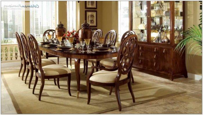 Bob Mackie Dining Room Chairs
