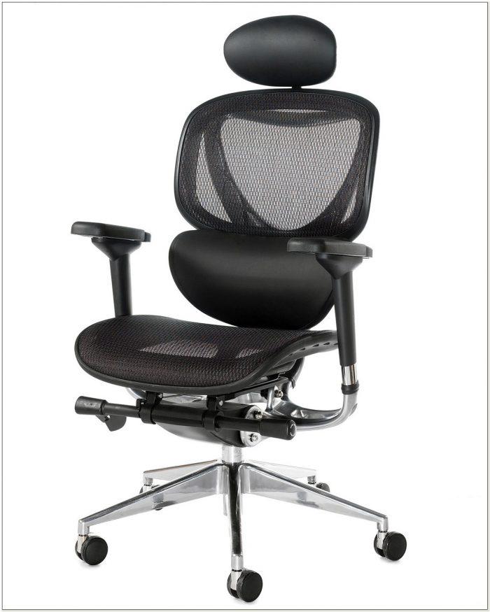 Boron Mesh Executive Office Chair