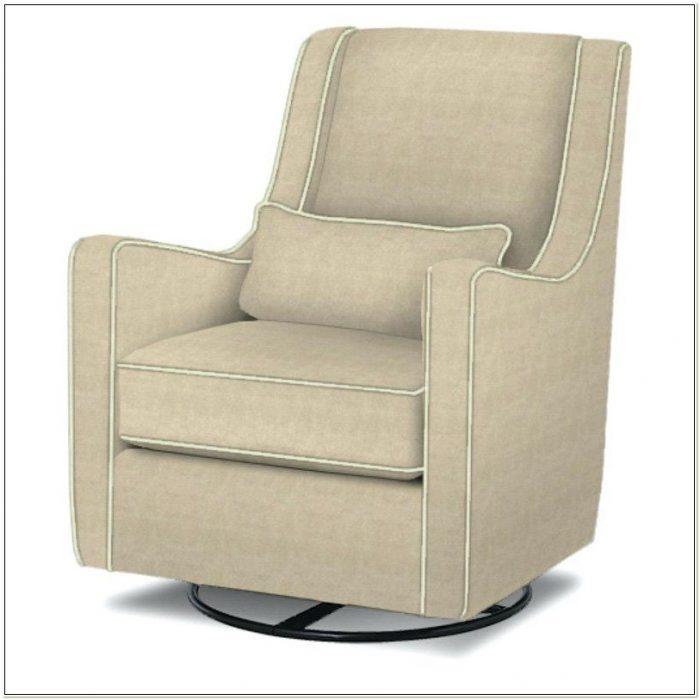 Breastfeeding Glider Reclining Rocking Chair Ottoman