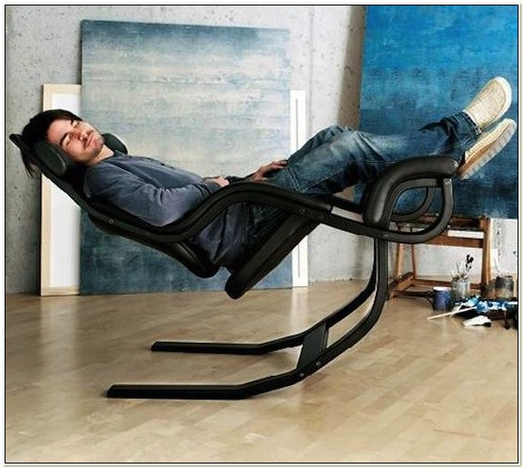 Brookstone Zero Gravity Lounge Chair
