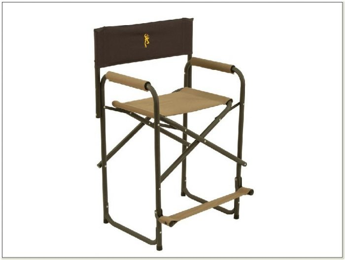 Browning Extra Tall Folding Directors Chair