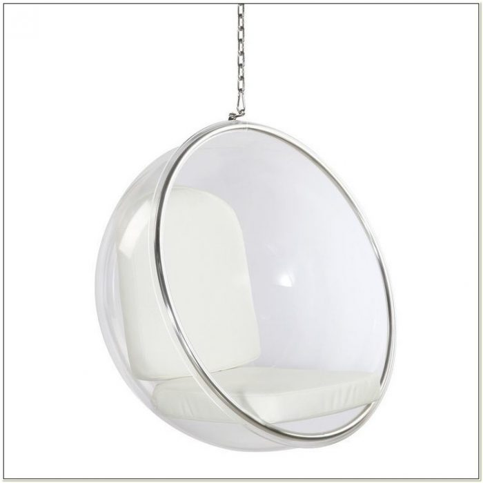 Bubble Chair Hanging From Ceiling