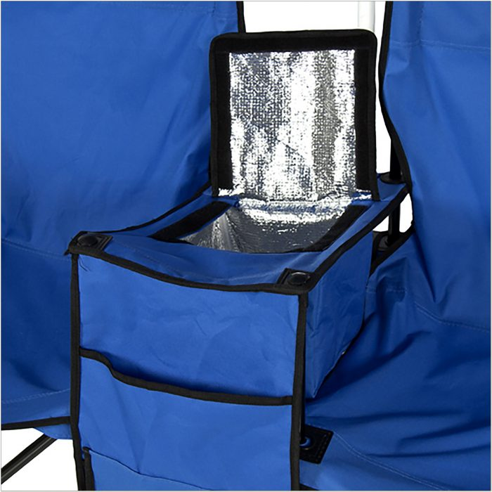 Camping Chair With Cooler And Umbrella