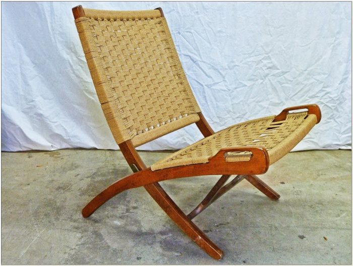 Camping Chair With Footrest Target