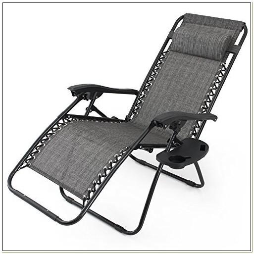 Caravan Zero Gravity Chair Cup Holder