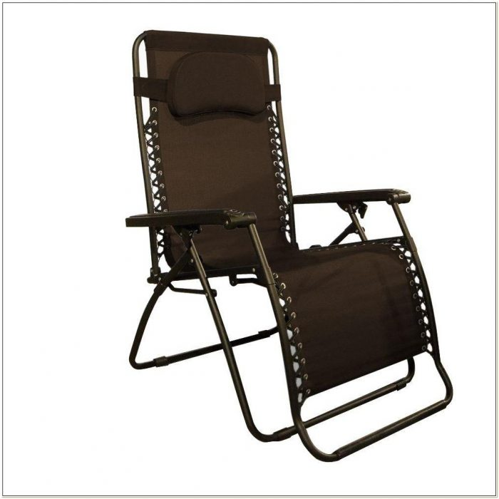 Caravan Zero Gravity Chair Oversized