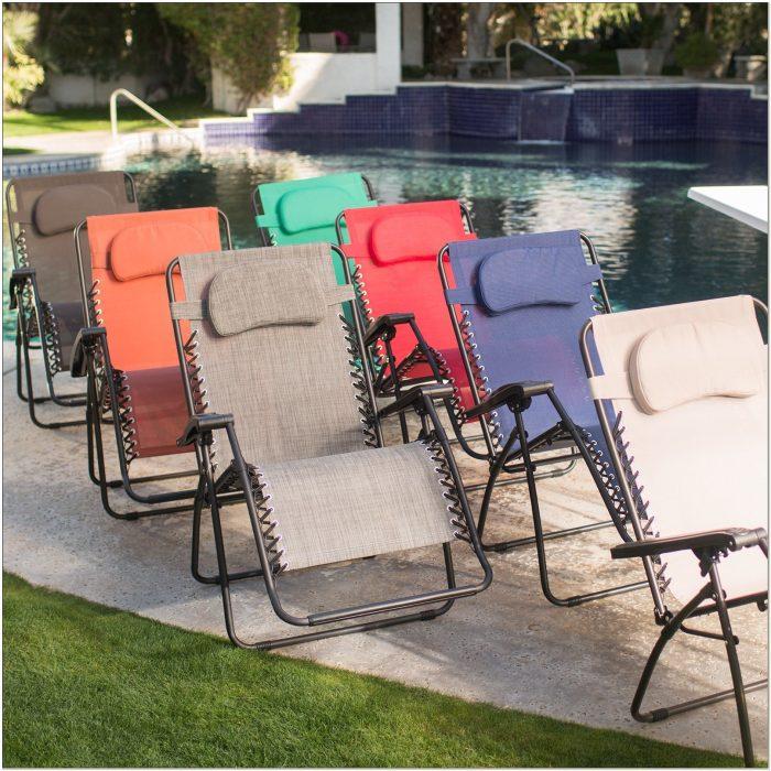 Caravan Zero Gravity Lounge Chair