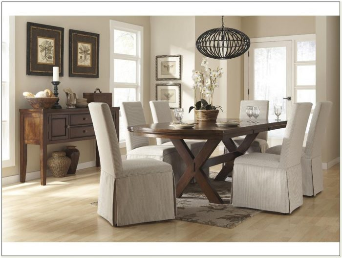 Chair Covers For Dining Room Table