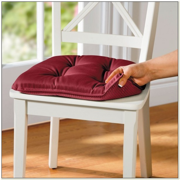 Chair Pads Without Ties
