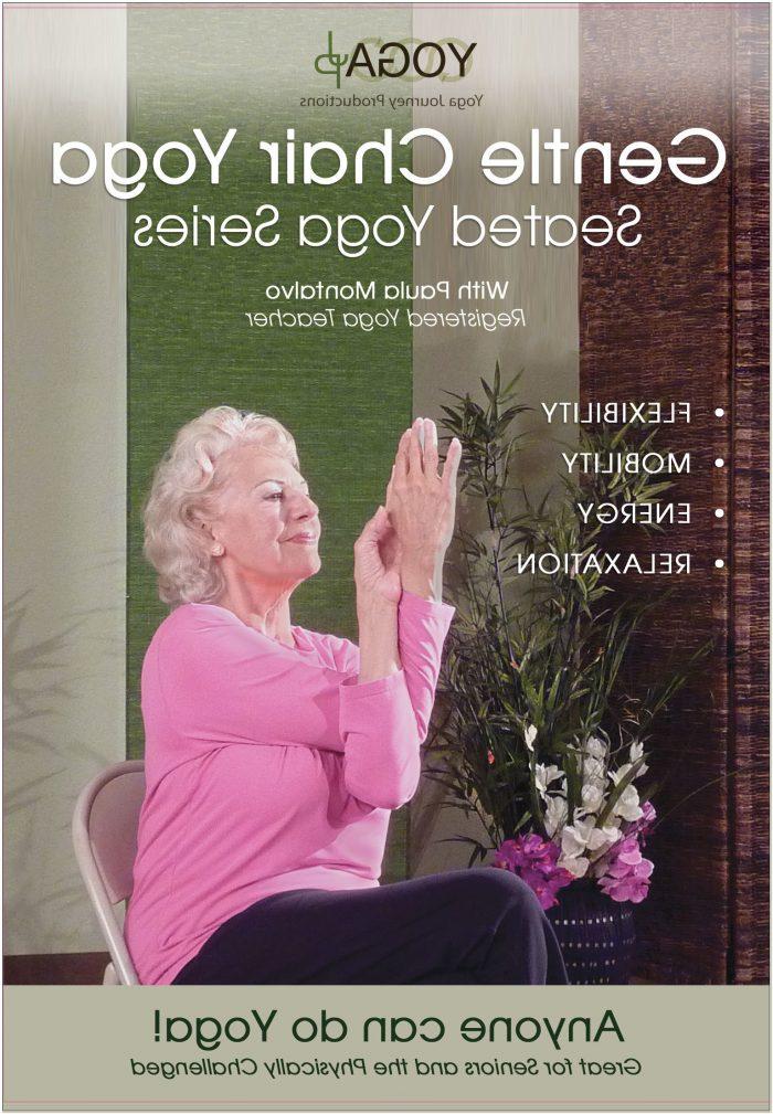 Chair Yoga For Elderly Dvd