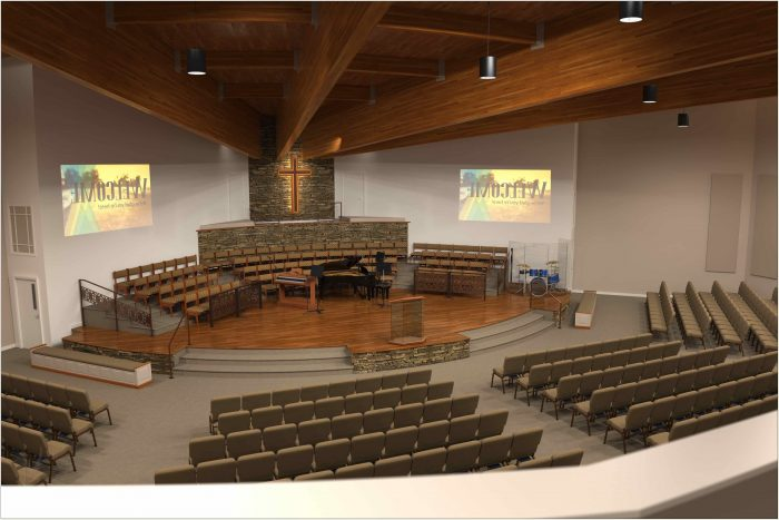 Chairs For Church Sanctuary
