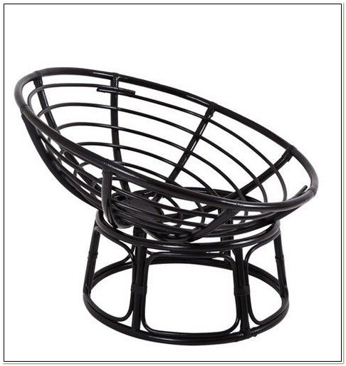 Double Papasan Chair Metal Frame Chairs Home