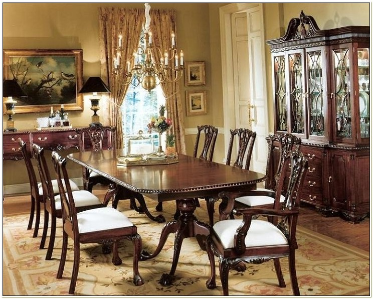 Chip And Dale Dining Room Chairs