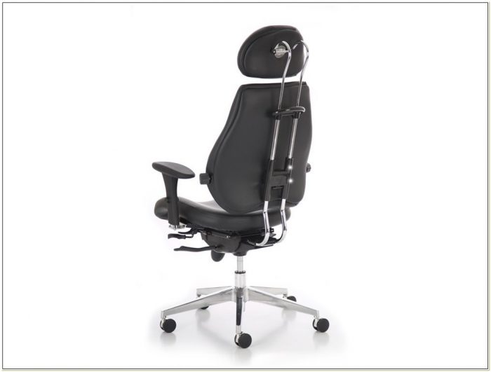 Chiro Plus Ergonomic Office Chair With Headrest