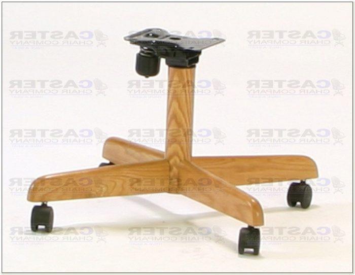 Chromcraft Replacement Swivel Tilt For Caster Chairs