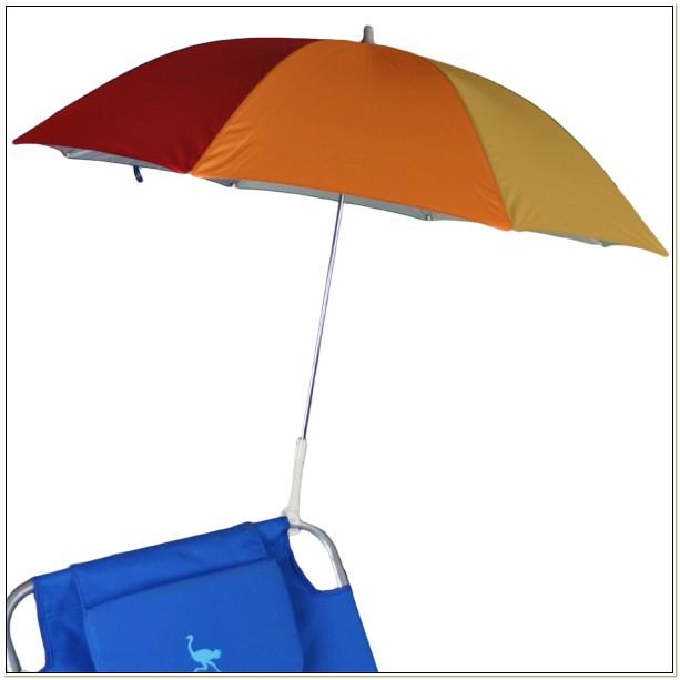 Clamp On Chair Sun Umbrella