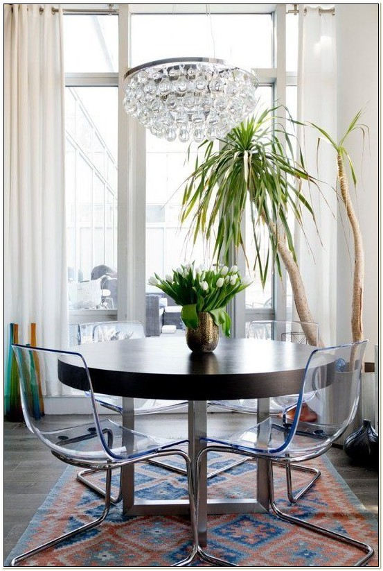 Clear Dining Room Chairs Ikea