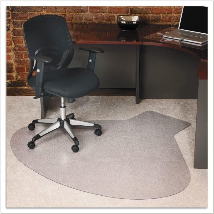 Corner Desk Chair Mat