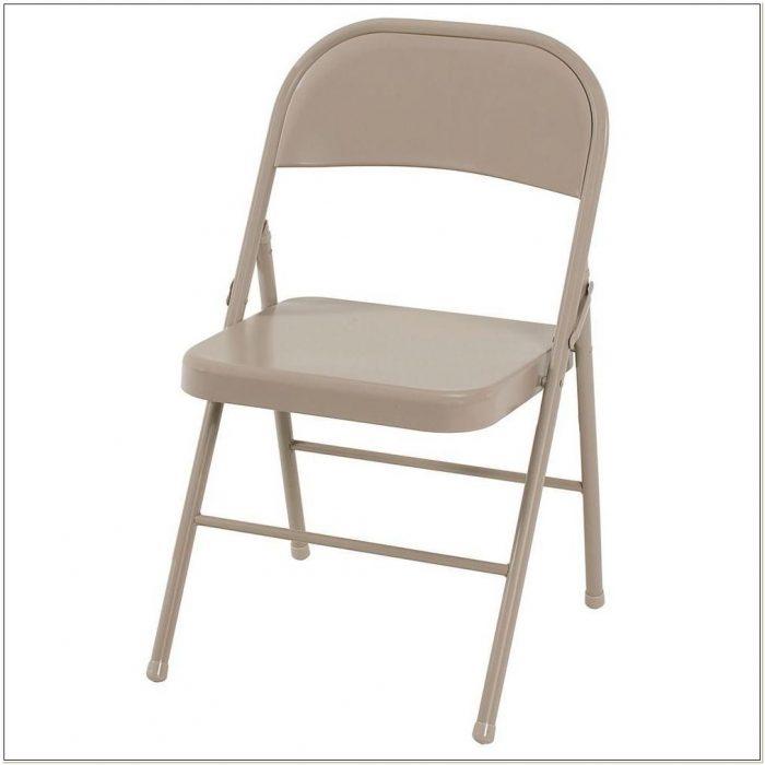 Cosco Metal Folding Chairs