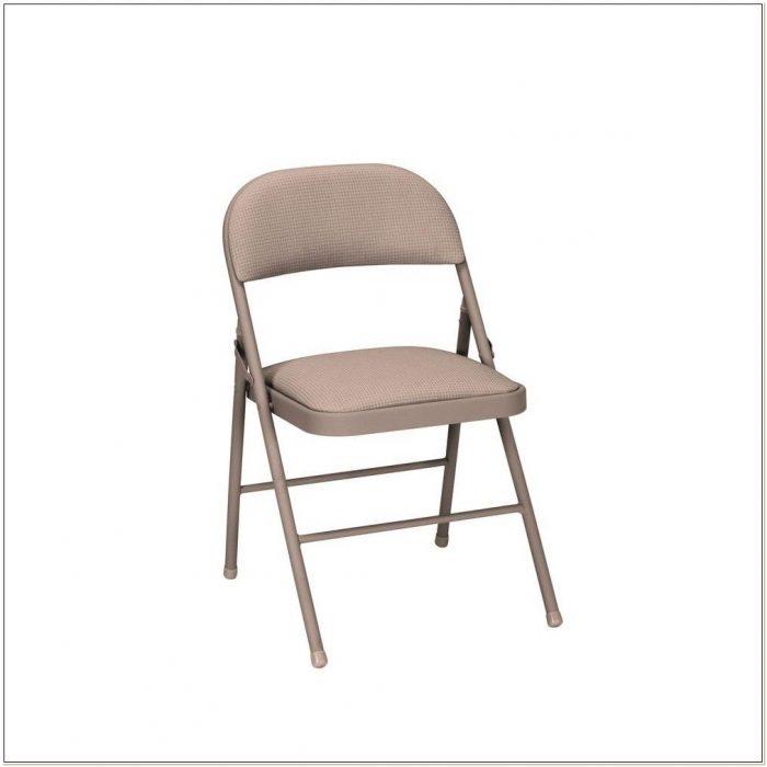 Cosco Metal Padded Folding Chairs