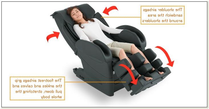 Cyber Relax Ec 3800 Massage Chair