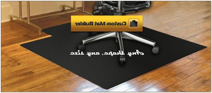 Desk Chair Mat For Wood Floor