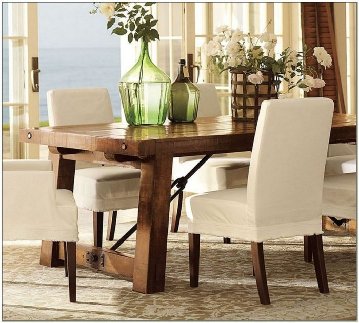 Dining Room Chair Cover Ideas