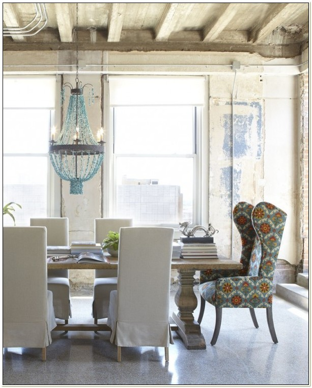 Dining Room Wingback Chairs