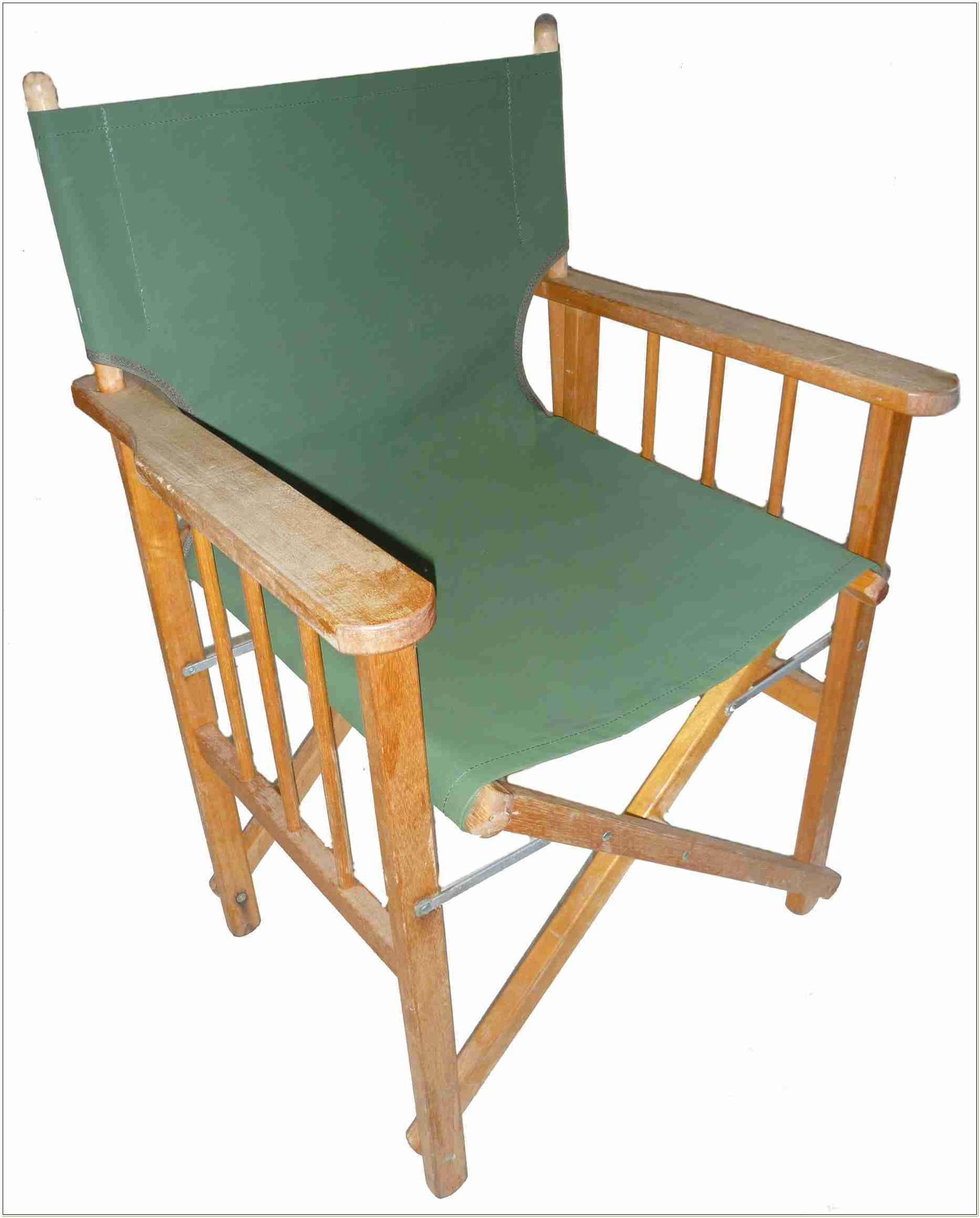 Director Chair Canvas Replacement
