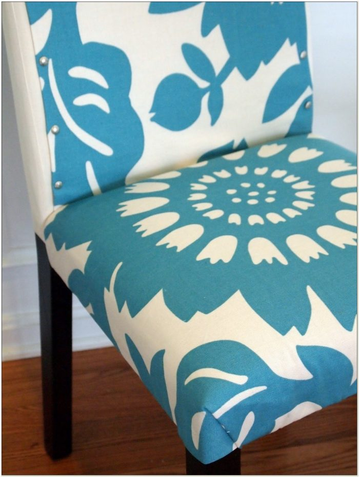 Diy Dining Chair Slipcover No Sew