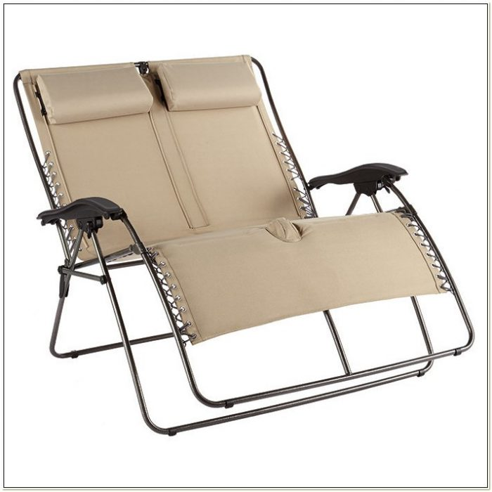 Double Anti Gravity Chair