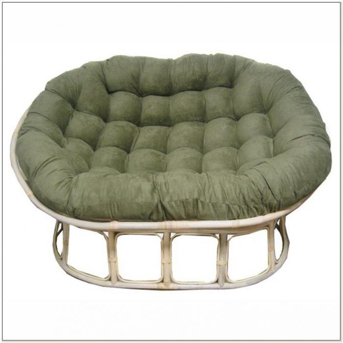 Double Papasan Chair Frame