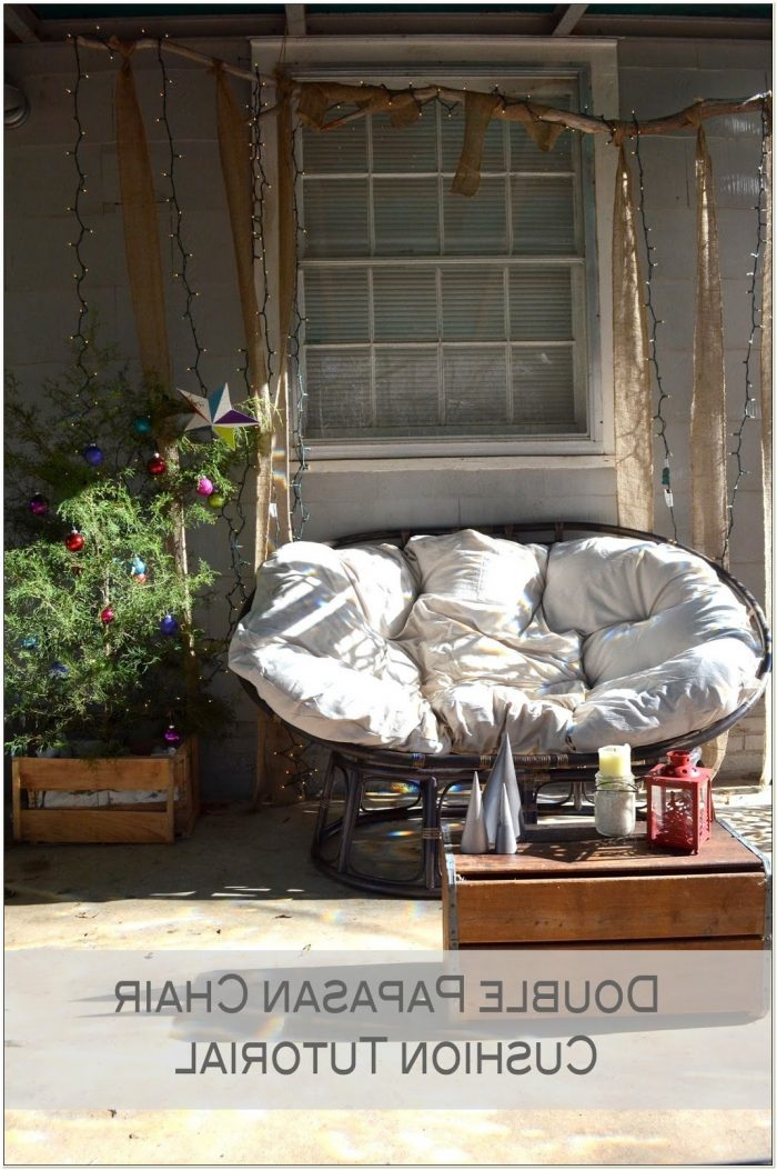Double Papasan Chair Replacement Cushion