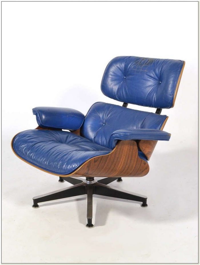 Eames Lounge Chair Oiled Santos Palisander Chairs Home