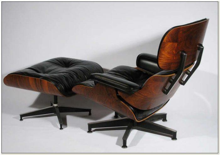 Eames Lounge Chair Brazilian Rosewood