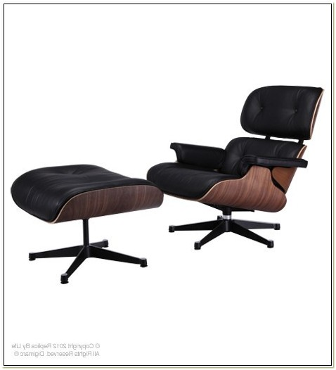 Eames Lounge Chair Copyright