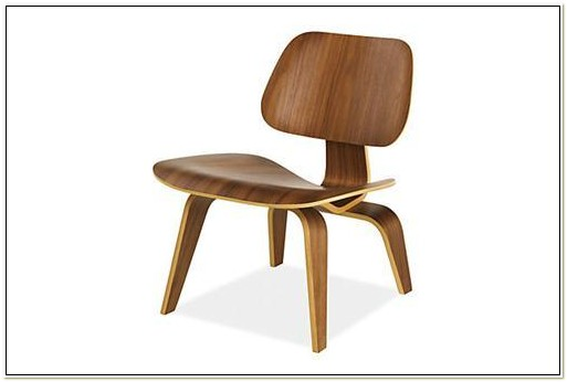 Eames Plywood Lounge Chair Room And Board