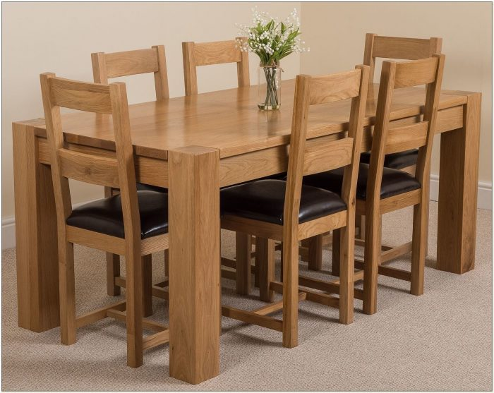 Ebay Dining Table And Chairs Oak