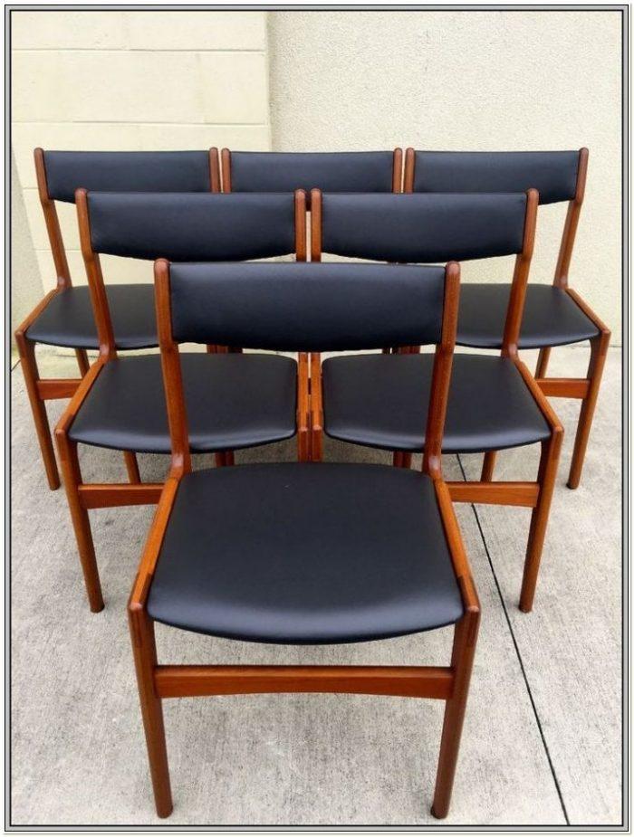Ebay Mid Century Dining Chairs