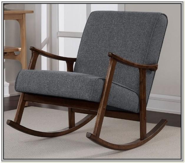 Ebay Mid Century Rocking Chair