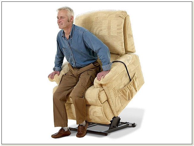 Electric Lift Up Recliner Chair