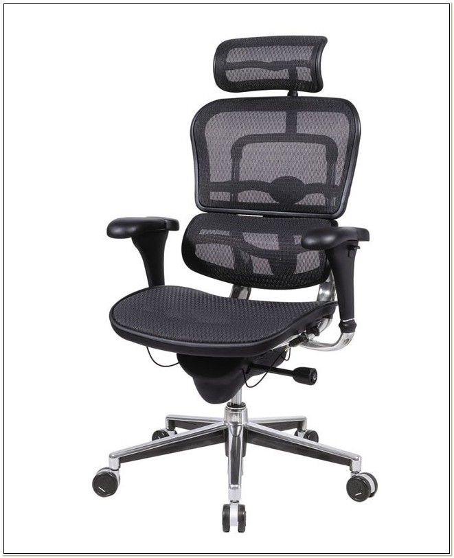 Ergohuman Executive Mesh Office Chairs