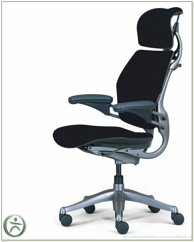 Ergonomic Computer Chair With Headrest