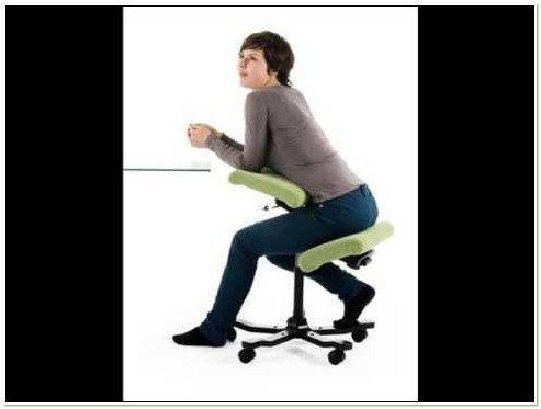 Ergonomic Kneeling Desk Chair