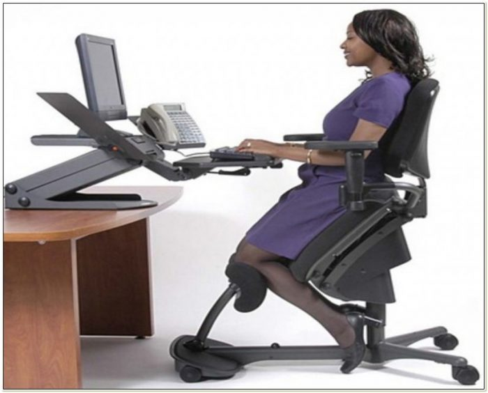 Ergonomic Kneeling Posture Computer Chair