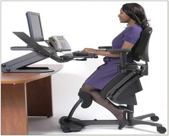 Ergonomic Kneeling Posture Desk Chair
